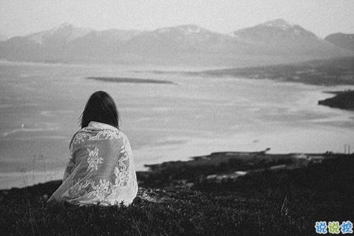 心累到崩溃的说说 难受想哭的伤感句子